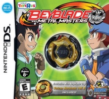 Beyblade Metal Masters  *ToysRUs Exclusive* (USA) (EXiMiUS) NDS DS