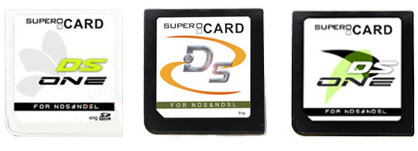os supercard ds one sdhc