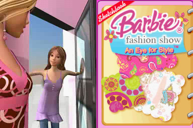 Barbie Fashion Show Game Download Image failed to load