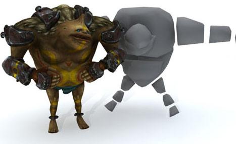 Wii DS-Scene - View Topic: Zelda: Twilight Princess - 3D